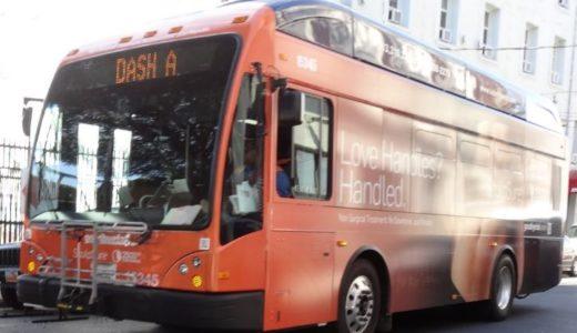 ロサンゼルス 公共交通機関利用(バス・メトロ)時のTAPカードについて