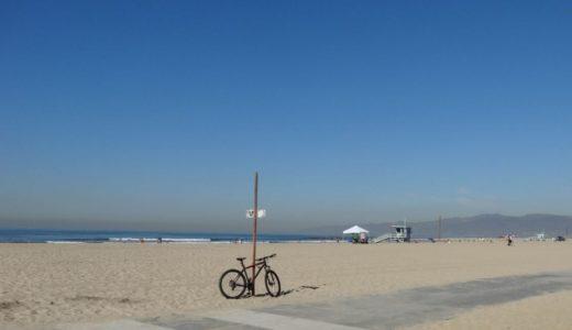 アメリカ ロサンゼルス ビッグブルーバスでファーマーズマーケット&ベニスビーチへ