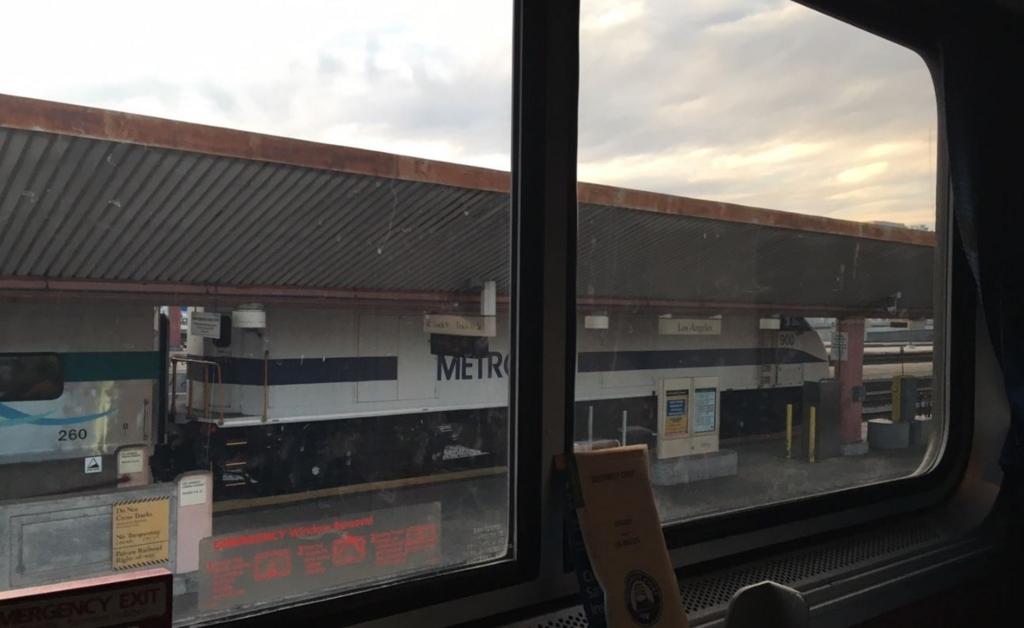 ユニオンステーション Amtrak