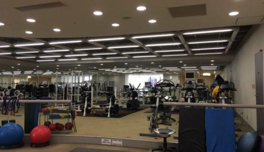 東京マリオットホテル宿泊記 2017 5 ⑤  ジム&周辺散策編