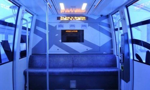 ラスベガスのホテル巡り トラムに乗って