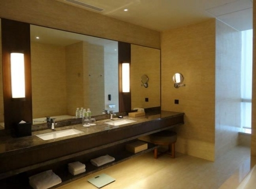コートヤード台北 ラウンジ マリオットゴールド ホテル