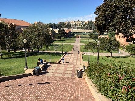 UCLA ウェストウッド 観光