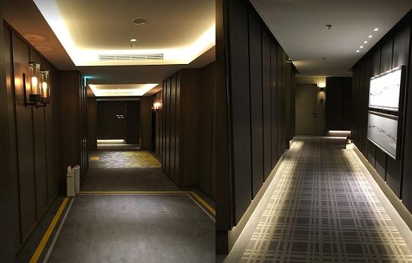 台北マリオットホテル ラウンジ ブログ