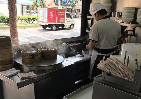 小上海 台北 台湾 メニュー