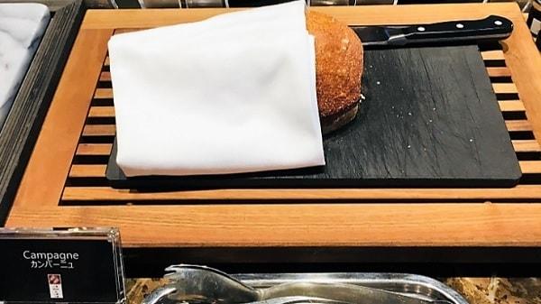 クラブラウンジ ザ・プリンスギャラリー 東京紀尾井町 クラブラウンジ 宿泊記 SPG 朝食