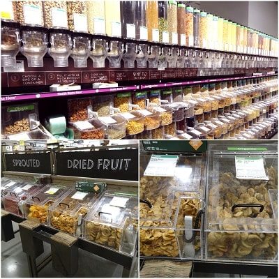 Whole Foods Market Williamsburg店内