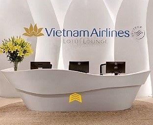 ハノイ ノイバイ空港 乗り継ぎ後国内線第一ターミナル「Lotus Lounge」